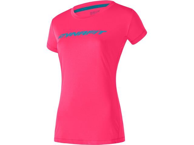 Dynafit Traverse 2 T-Shirt Donna, fluo pink
